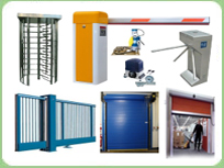 Industrial Doors & Entrance Automation