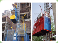 Construction Hoist, Construction Hoist Supplier, Construction Hoist Manufacturer, Dealers, Noida, India