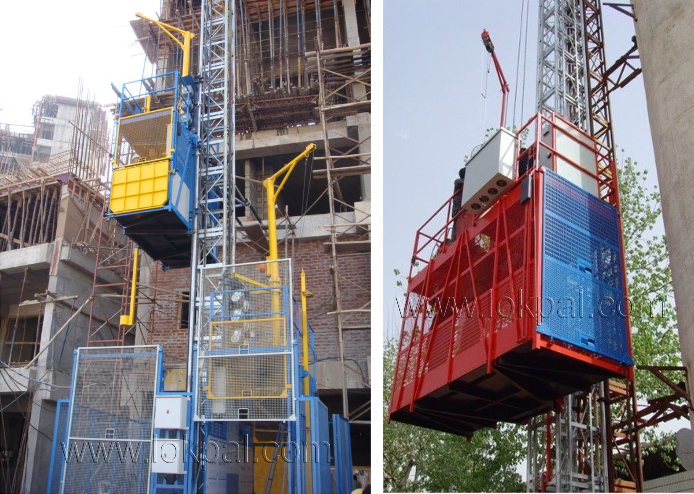 Construction Hoist, Construction Hoist Suppliers, Construction Hoist Manufacturer, Dealers, Wholesalers, Noida, Delhi NCR, India