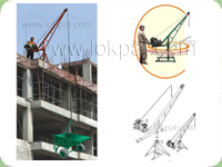 Portable Hoister, Portable Hoister Supplier, Portable Hoister Manufacturer, India