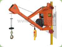 Scaffolding Arm Hoist, Scaffolding Arm Hoist Supplier, Scaffolding Arm Hoist Manufacturer, Dealers, Noida, India