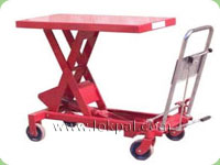 Hydraulic Lift Table, Hydraulic Lift Table Wholesaler, Hydraulic Lift Table Manufacturer, Delhi NCR, India