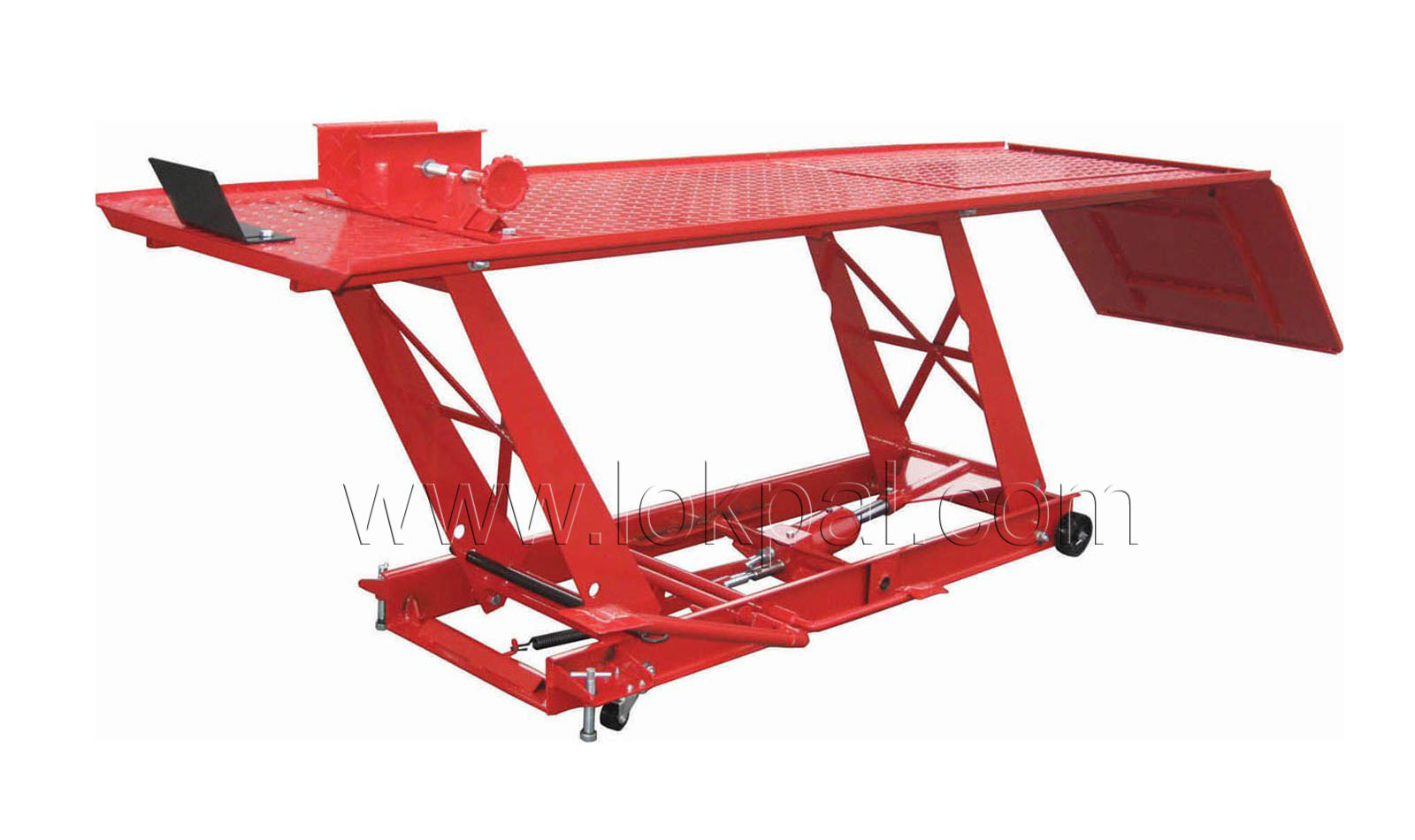 Motor Cycle Liftable, Motor Cycle Lift Table Manufacturer, Supplier, India