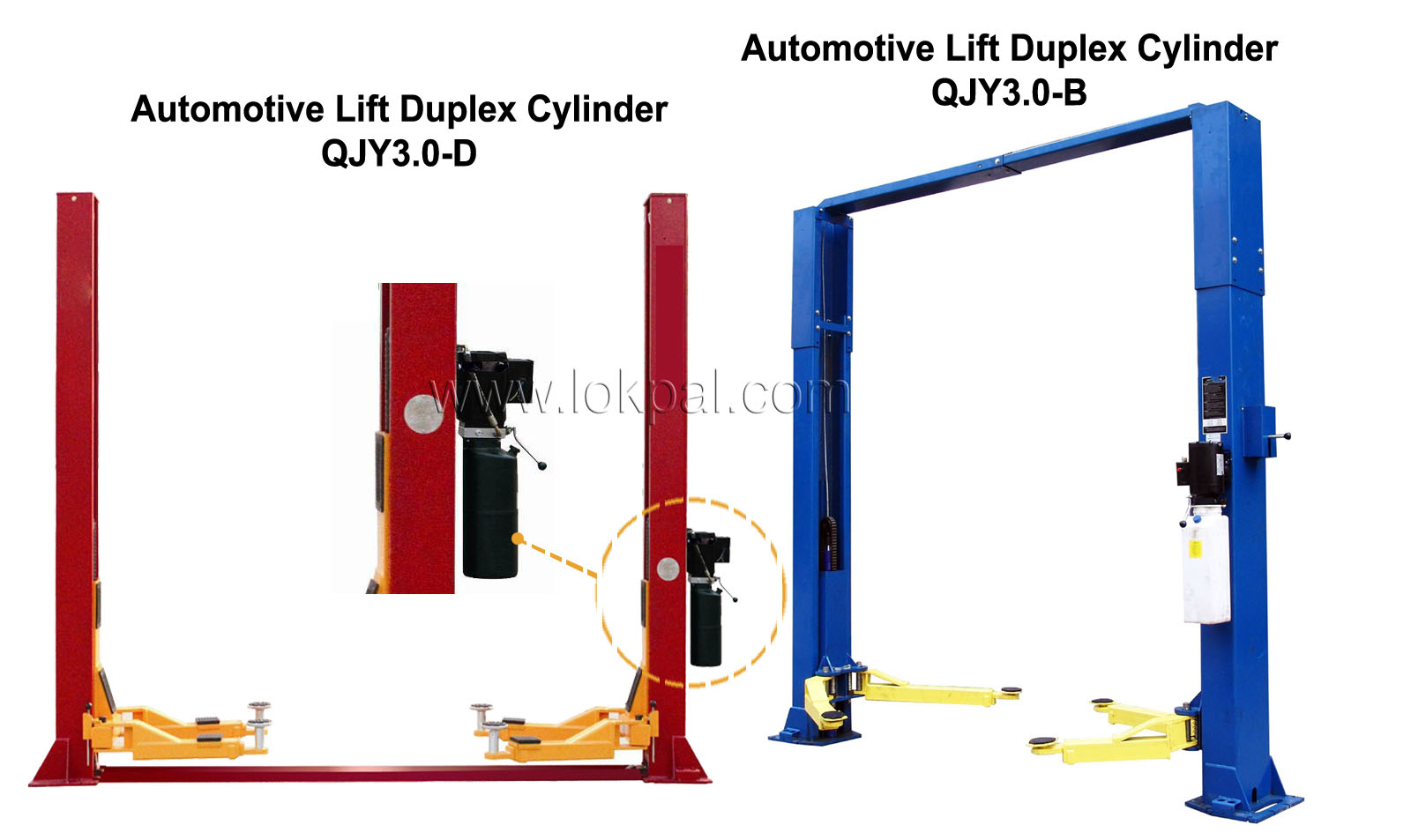 Two Post Car Lifts Manufacturer, Car Post Lift Supplier, Noida, India
