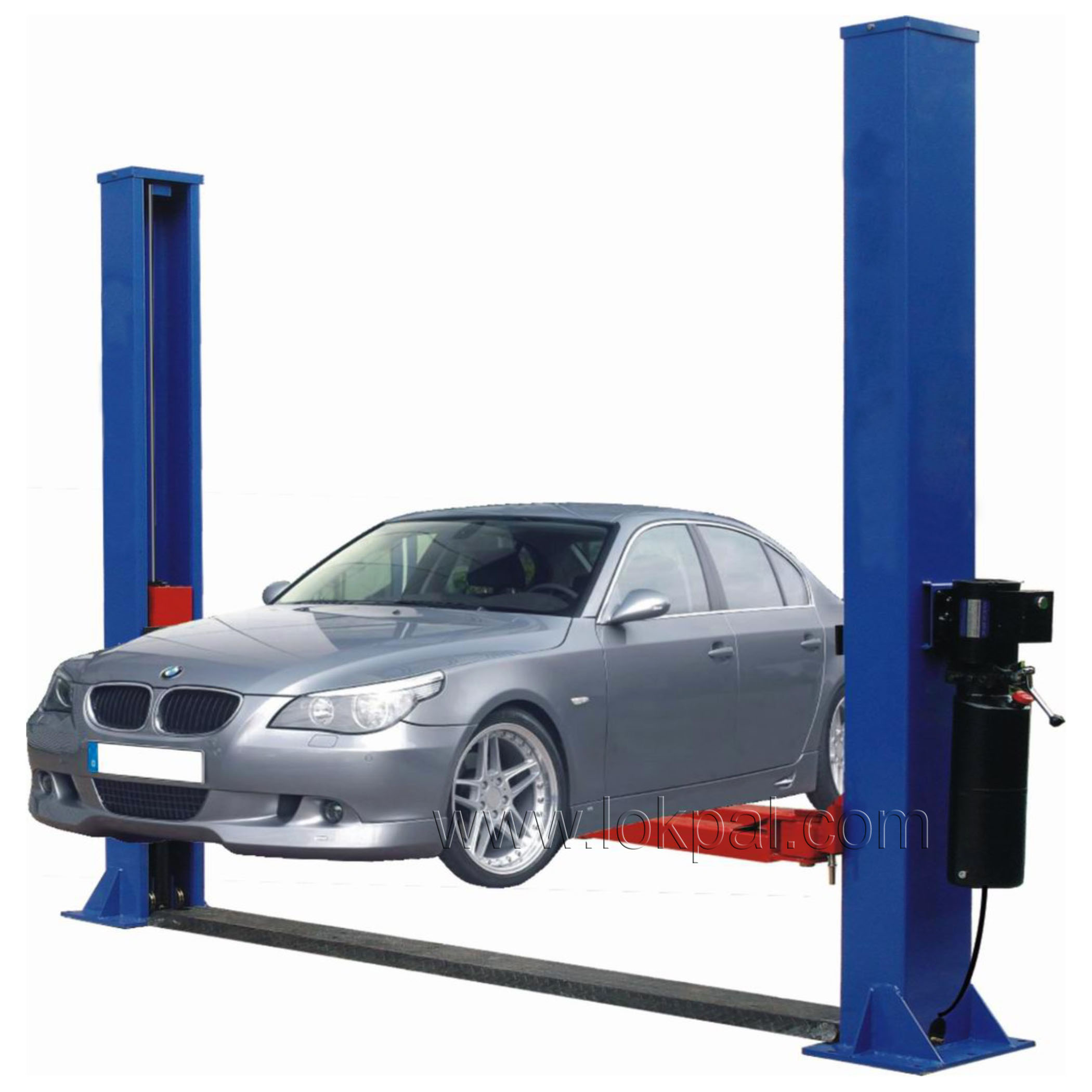 Two Post Car Lifts, Car Post Lift Manufacturer, India